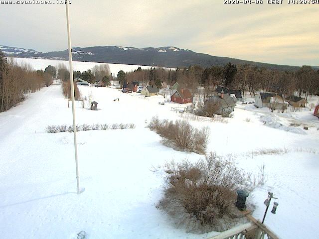 Webcam Svaningen, Strömsund, Jämtland, Schweden